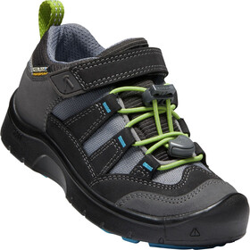 Keen Hikeport WP Shoes Kinder magnet/greenery